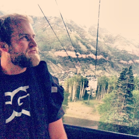 "Until you've ridden the gondola with this beard, you haven't lived. Meet Trevor! Hopefully we can help convince Trevor that his future move from Steamboat to Denver is a wise decision. (Do bearded men ever make wrong decisions? Didn't think so.) Trevor, here's just a small example of the bearded love you will soon be receiving on the regular. We support you. We support your patience and dedication to the bearded cause. Move where the beer flows like wine and the beards are celebrated with local pride! Trevor's face hasn't been naked for 8 months, when he sadly shaved for an unsuccessful job interview (hint: next time, keep the beard. It sends your future employer this message: ""I can handle anything""). Trevor is a mapper, we weren't surprised. Follow a bearded man into the forest, you will never be lost. His favorite part about his beard is that it has two vortexes. He warned us not to get too close because ""you'll fall in"". Don't mind if we do, Trevor!"